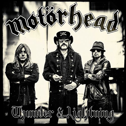 Thunder & Lightning by Motörhead