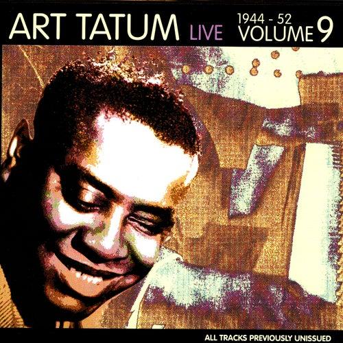Live 1944-52 Vol. 9 by Art Tatum