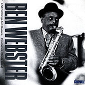 Live by Ben Webster