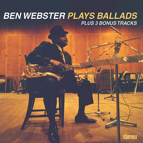 Plays Ballads by Ben Webster
