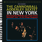 In New York [Keepnews Collection] by Cannonball Adderley