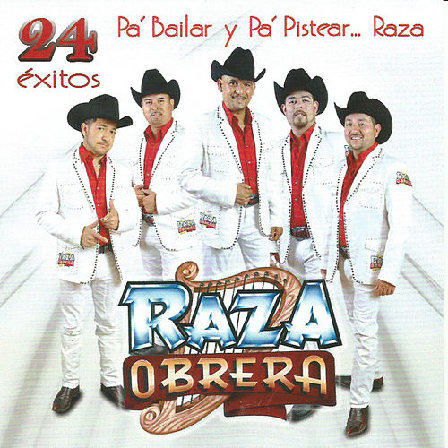 24 Exitos by Raza Obrera