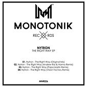 The Right Way EP by Nytron