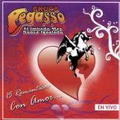 15 Romanticos Con Amore... En Vivo (En Vivo) by Grupo Pegasso