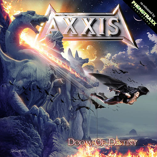 Doom of Destiny by AXXIS