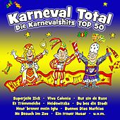 Karneval Total - Die Karnevalshits Top 50 by Various Artists