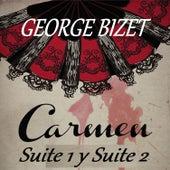 George Bizet - Carmen Suite 1 y Suite 2 by London Festival Orchestra