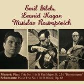 Mozart: Piano Trio No. 1 In B Flat Major, K. 254