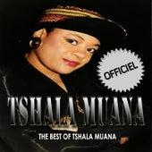 The Best of Tshala Muana, Officiel by Tshala Muana
