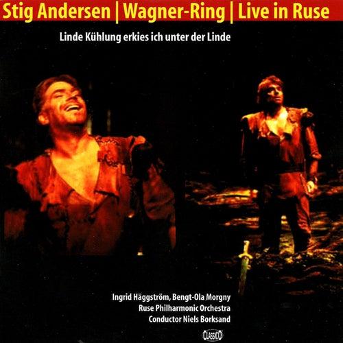 Andersen, Stig Fogh: Wagner-Ring, Live in Ruse by Stig Fogh Andersen