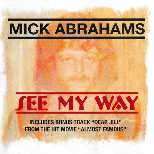 See My Way by Mick Abrahams