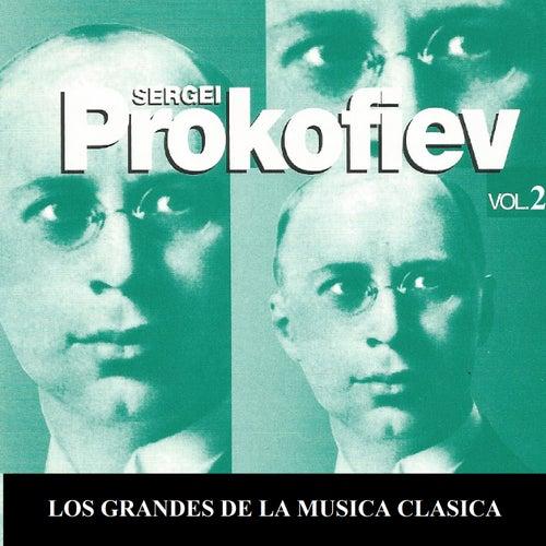 Los Grandes de la Musica Clasica - Sergei Prokofiev Vol.  2 by Orchestre National de France