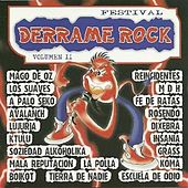 Festival Derrame Rock (Volumen II) by Various Artists
