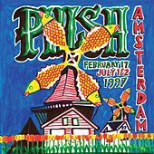 Amsterdam (February 17, July 1 & 2, 1997) by Phish
