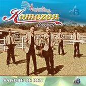 Sangre de Rey by Komezon Musical
