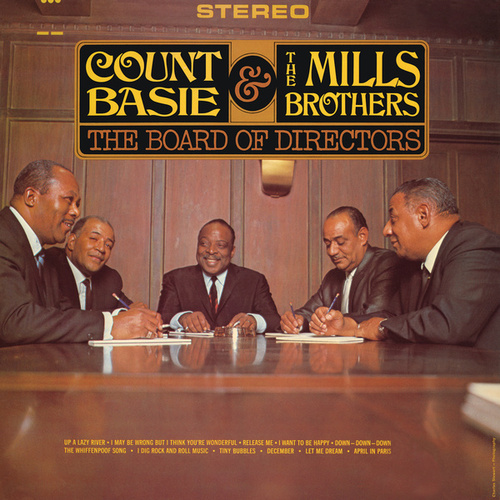 The Board Of Directors by The Mills Brothers