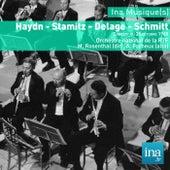 Haydn - Stamitz - Delage - Schmitt, Orchestre national de la RTF - M. Rosenthal (dir) by Various Artists