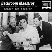 Backroom Maestros - The First Sound Innovators of Rock 'N' Roll - Leiber and Stoller von Various Artists