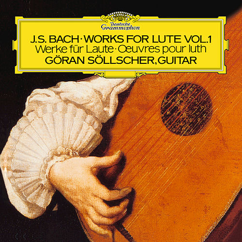 Bach, J.S.: Works For Lute by Göran Söllscher