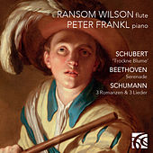 Ransom Wilsom & Peter Frankl: Schubert, Beethoven & Schumann by Peter Frankl