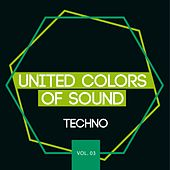 United Colors of Sound - Techno, Vol. 3 by Various Artists