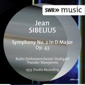 Sibelius: Symphony No. 2 in D Major, Op. 43 by Radio-Sinfonieorchester Stuttgart des SWR
