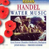 Water Music by The Franz Liszt Chamber Orchestra (Budapest)