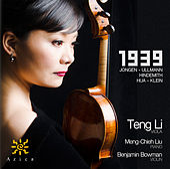 1939 by Teng Li