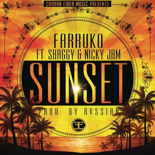 Sunset by Farruko