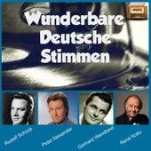 Wunderbare Deutsche Stimmen by Various Artists