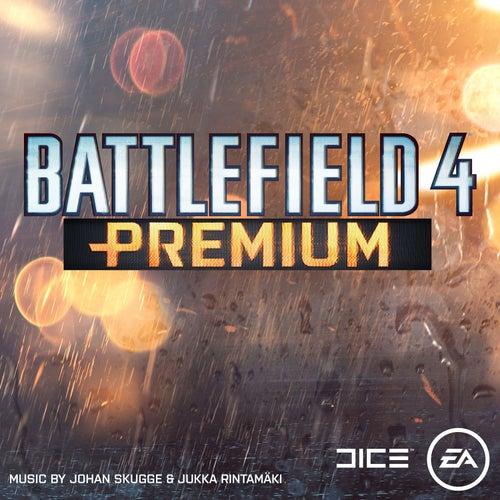 Battlefield 4 Premium Edition by EA Games Soundtrack
