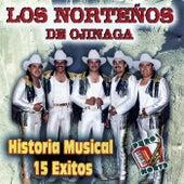Historia Musical 15 Exitos by Nortenos De Ojinaga