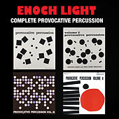 Complete Provocative Percussion by Enoch Light