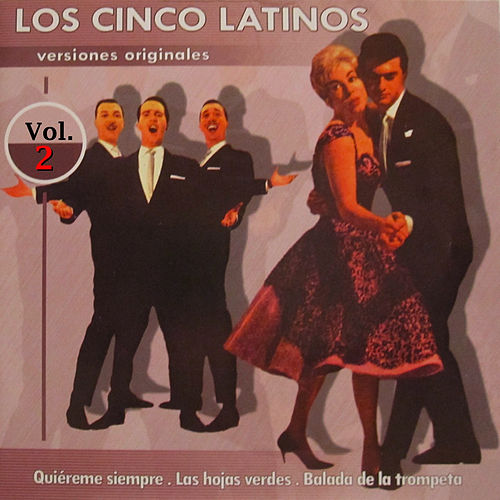 Versiones Originales Vol.2 by Los Cinco Latinos