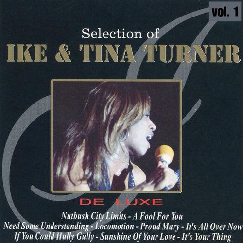 Selection of Ike & Tina Turner Vol. 1 by Ike and Tina Turner