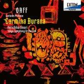 Orff: Carmina Burana, Cantiones profanae by Tokyo Symphony Orchestra