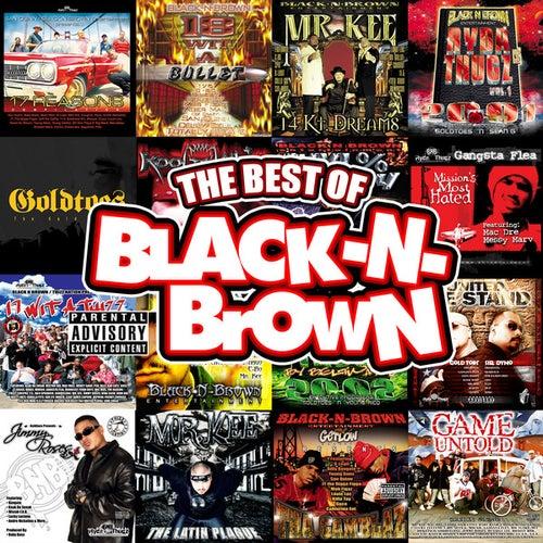 Best Of Black N Brown Vol. 1 by Various Artists