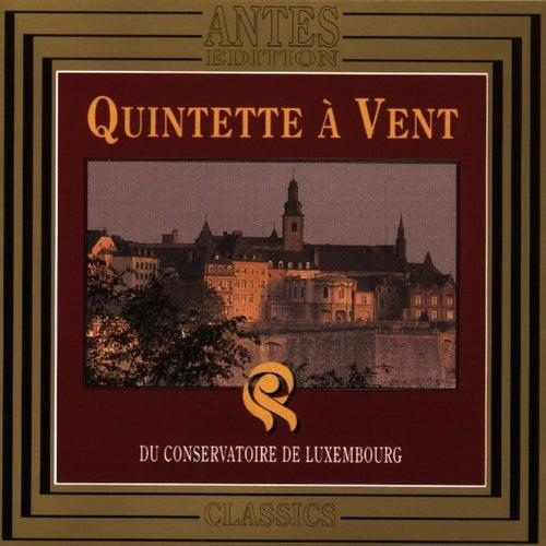 Quintette à Vent by Quintette à Vent du Conservatoire du Luxembourg