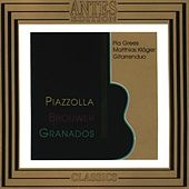 Piazzolla, Brouwer, Granados by Gitarrenduo Pia Grees