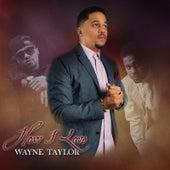 How I Love by Wayne Taylor