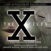 X-files: A 20th Anniversary Celebration by Various Artists