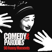 Comedy & Parodies: 90 Funny Moments by Various Artists