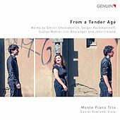 From a Tender Age by Monte Piano Trio