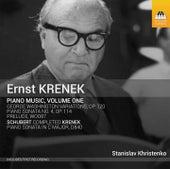Krenek: Piano Music, Vol. 1 by Stanislav Khristenko