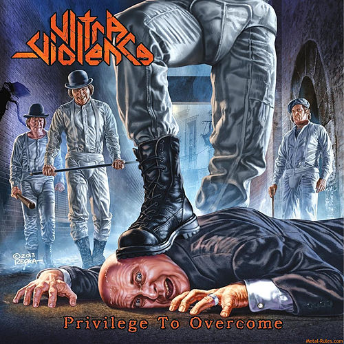 Privilege to Overcome by Ultraviolence