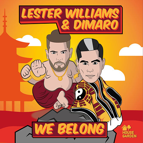 We Belong Original Extended Mix by Lester Williams
