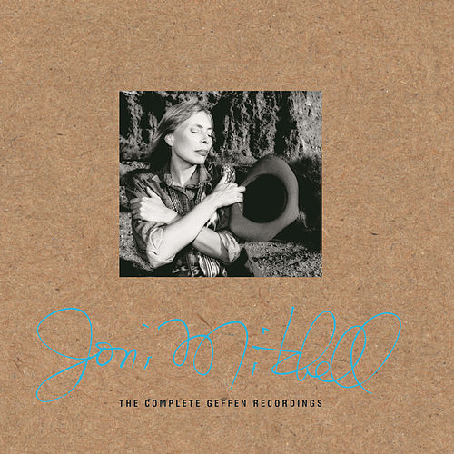 The Complete Geffen Recordings by Joni Mitchell