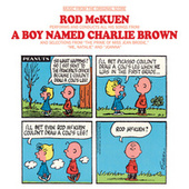 A Boy Named Charlie Brown by Rod McKuen
