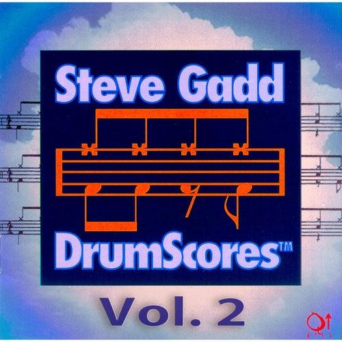 Steve Gadd Drumscores, Vol. 2 by Steve Gadd