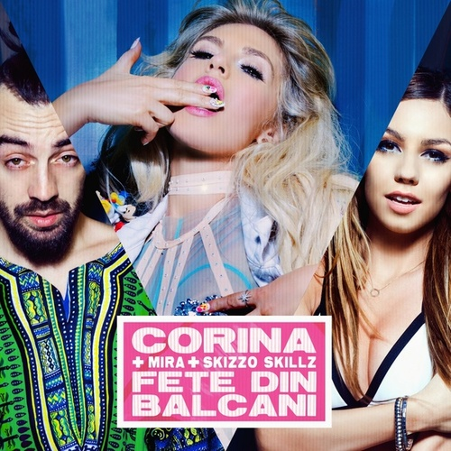 Fete din balcani by Corina